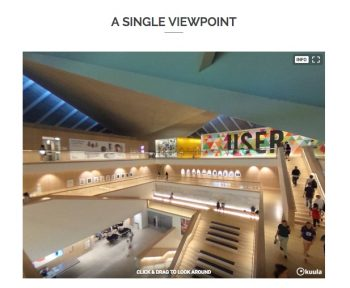 single view arena 360 virtual tour photo